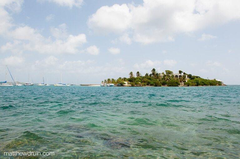 Destination engagement session in St. Croix, Virgin Islands from Atlanta wedding photographer Matthew Druin