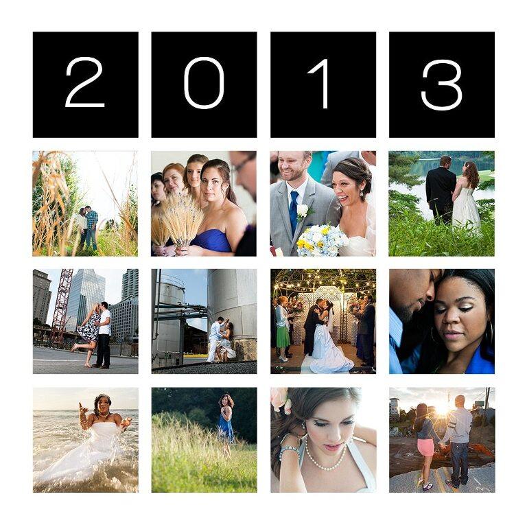 Atlanta Wedding Photography Year End 2013 Wrap-up