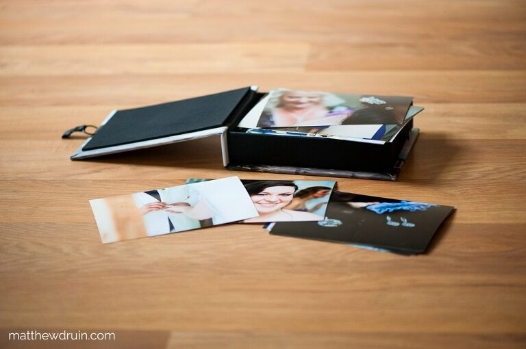 4x6 photo prints in custom designed keepsake box