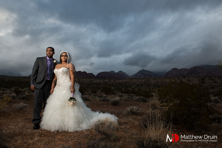 Las Vegas Wedding Photographer Matthew Druin