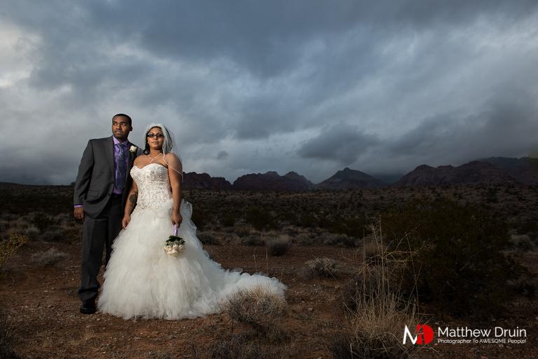 Las Vegas Wedding Photographer Matthew Druin