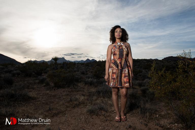 Las Vegas Portrait Photographer Matt Druin