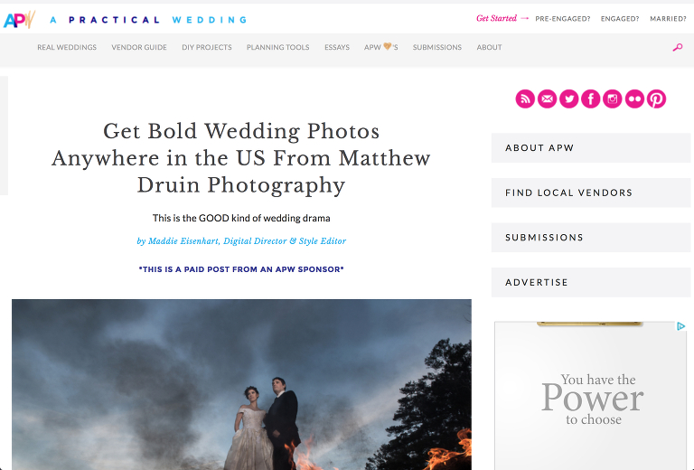 Matthew Druin Photography A Practical Wedding